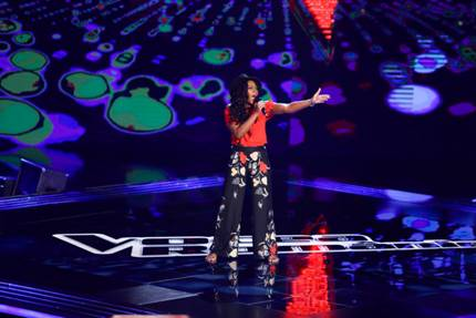 """Grande successo nella seconda puntata di""""The Voice of Romania""""perMeriam Jane, la cantante reggina di origini africane.Standing ovation dopo l'esibizione di""""Natural Woman"""", sia da parte del pubblico che dei giudici,tanto che […]"""