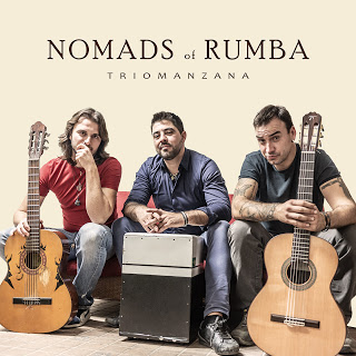 Ad un anno di distanza dal loro primo CD, esce oggi in tutti gli store digitali il singolo Nomads of Rumba dei Triomanzana. Il brano, nella versione radiofonica, mescola sonorità […]