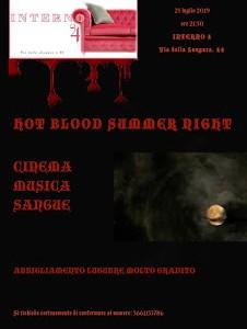 """Sarà il regista Antonio Tentori ad accogliere e guidare il pubblico in un viaggio nel genere """"Horror"""" nel corso della serata """"Hot Blood Summer Night"""", in programma martedì 23 luglio […]"""